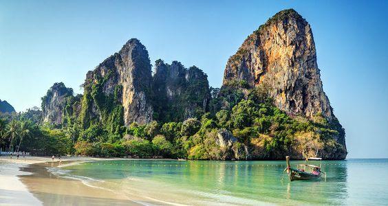 Топ 5 на най-добрите плажовете в Тайланд