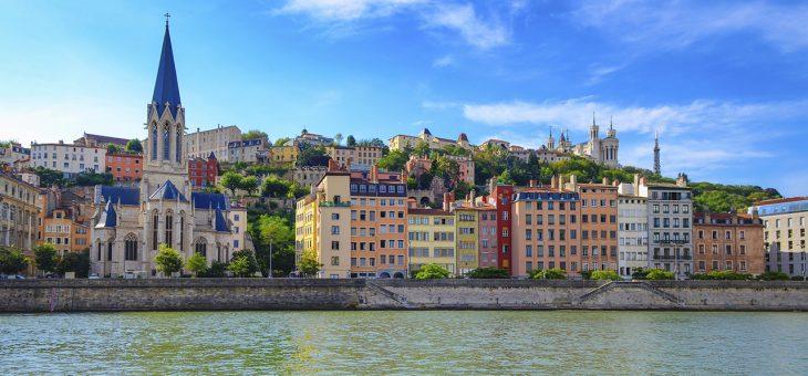 3-дневна разходка до Лион, Франция